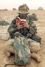 Soldier-book