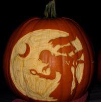 Sleuth pumpkin