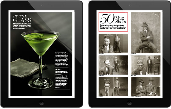 Noir-Magazine-Screenshot
