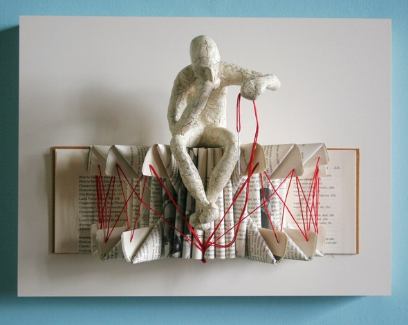 Book-Sculpture-By-Kenjio-8
