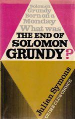 Solomon-Grundy