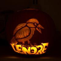 Poe-pumpkin