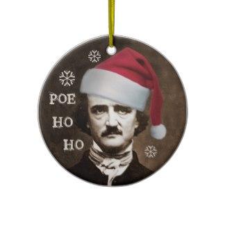 Poe-Hoe-Ho-Ornament