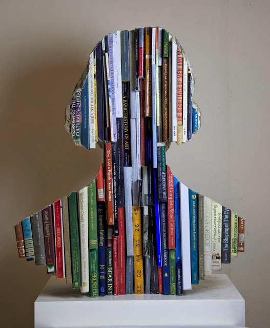 Long-bin-chen-book-sculpture