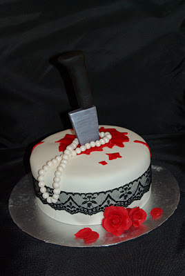 Knife-cake