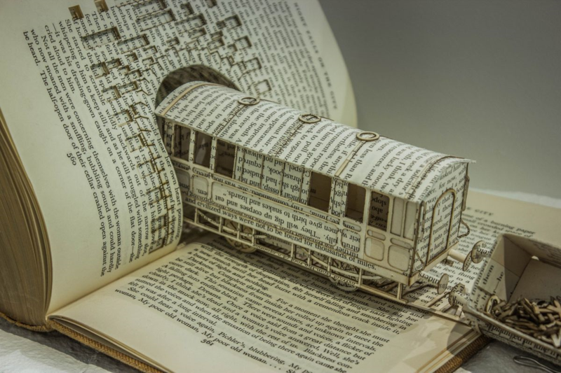 Book-typography-carved-sculpture-2