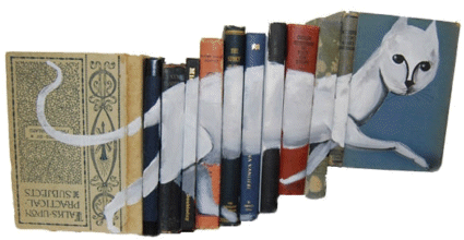Bookartsculptures