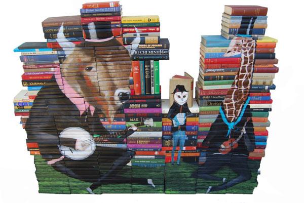 Book-sculpture-MikeStilkey