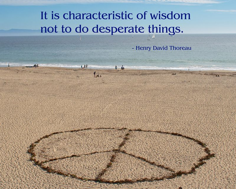 Characteristic of Wisdom