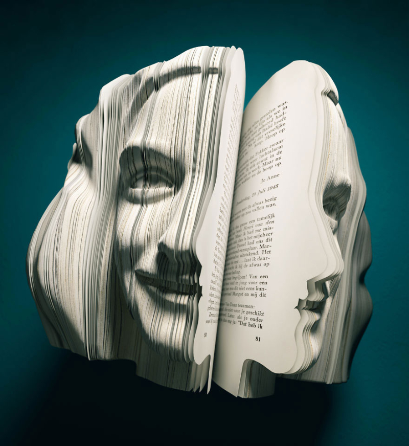 AnneFrank Dutch Bookweek Written Portraits