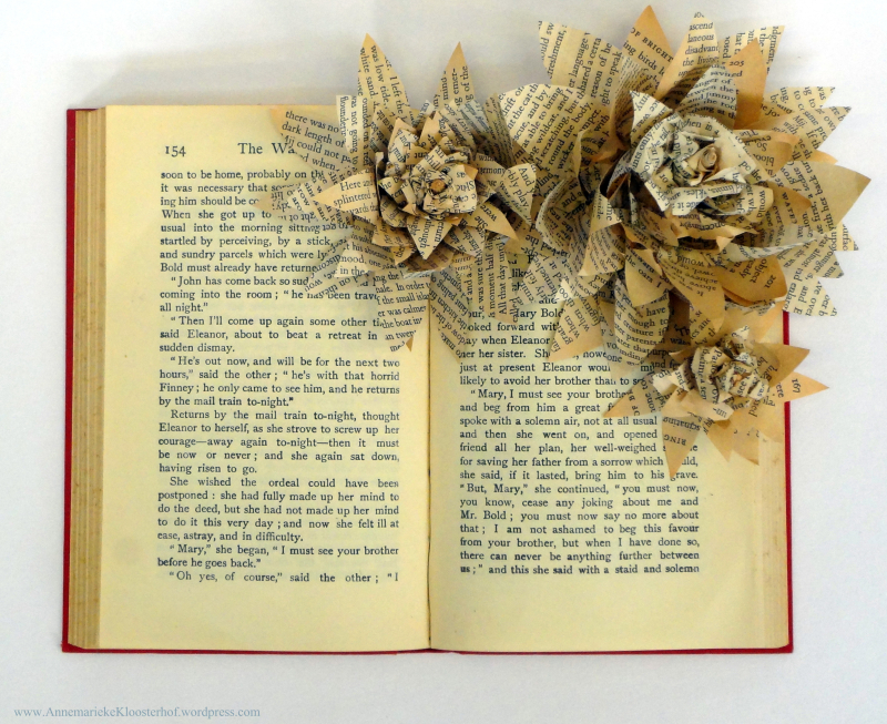 Book Art by Anne Marie Kekloosterhof