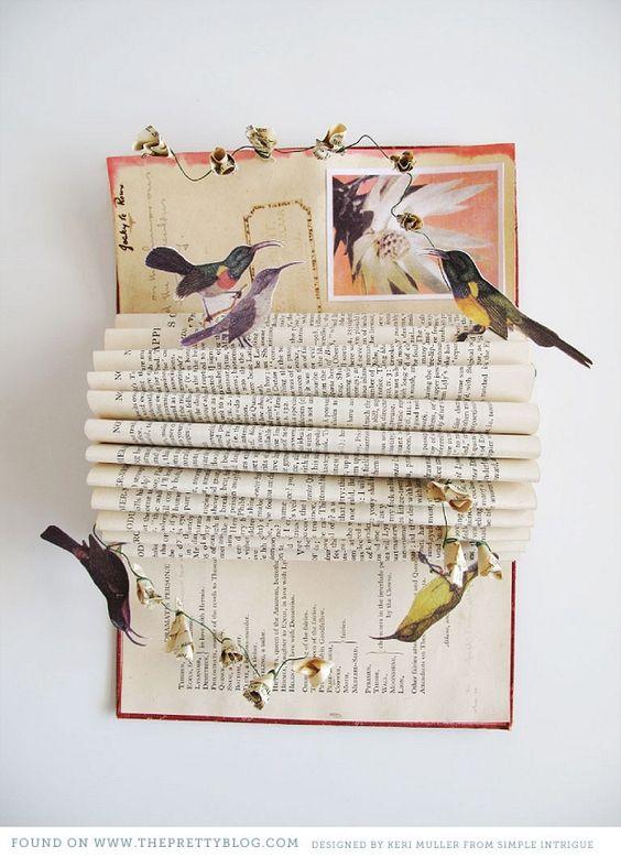 Keri Muller book art