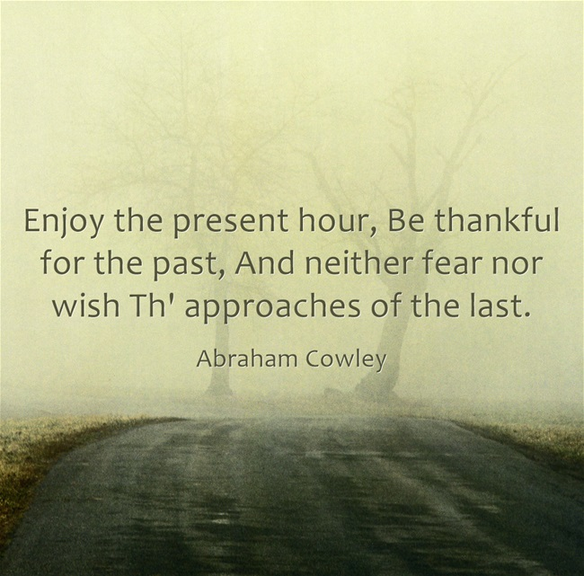 Enjoy-the-present-hour