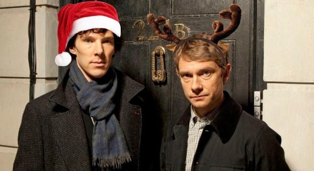 Sherlock Xmas