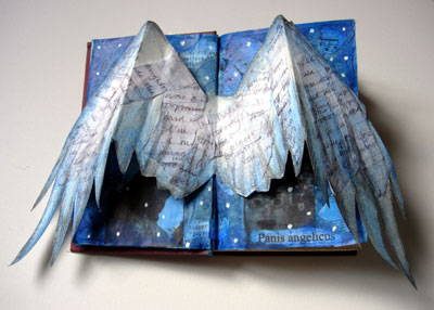 Angel-altered-book-by-Alexi-Francis