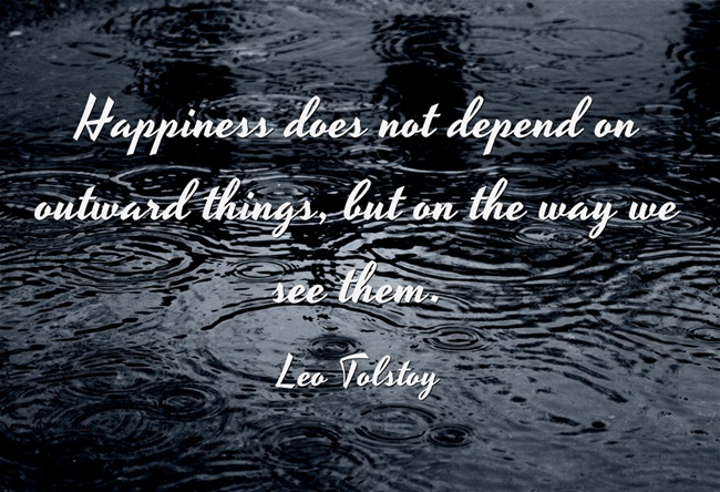 Happiness-does-not