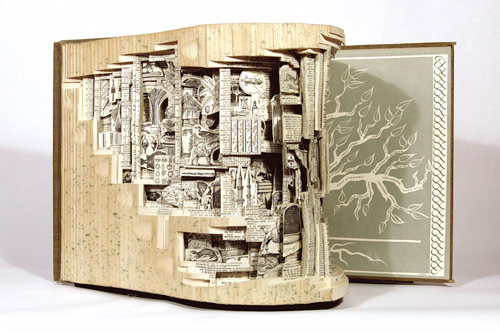 Book Art by Gretha Scholtz