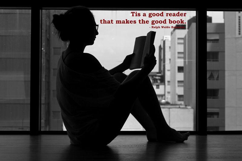 Tis a good reader