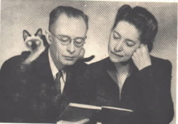 Frances and Richard Lockridge