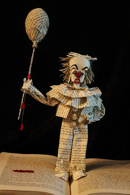 Pennywise by Jodi Harvey-Brown