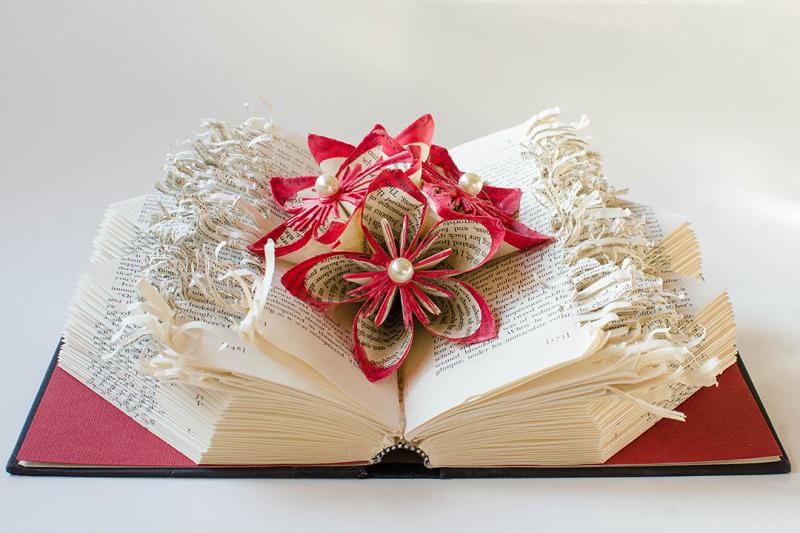 Johwey Redington Book Sculpture Transcendental #3 Alcott