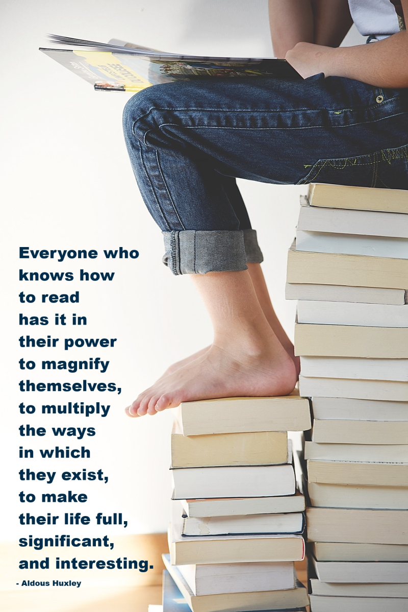 Everyone Who Knows How to Read