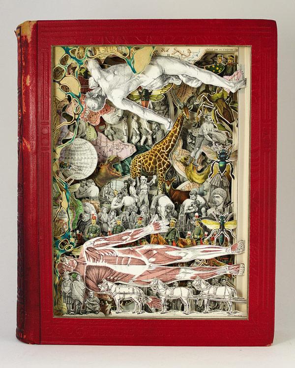 Alexander Korzer-Robinson Book Art