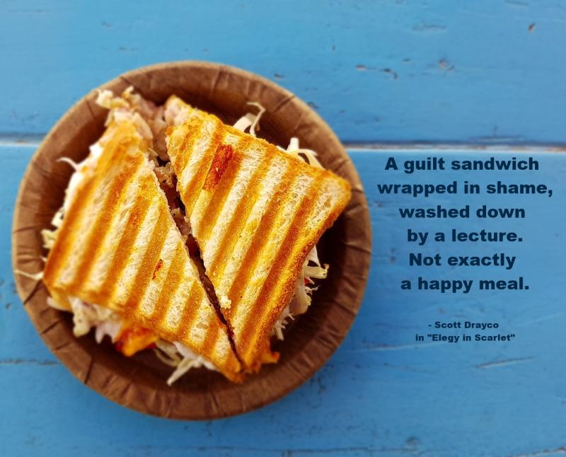 Guilt sandwich