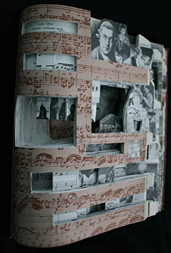 Altered Book Sculpture Play It By The Book by Dawn Rosendahl