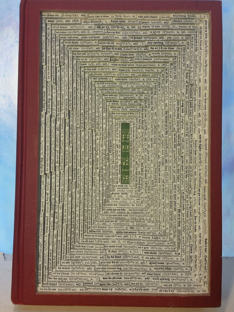 A-Song-Of-Freedom by Jedidiah Book Carvings