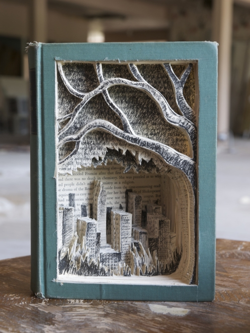 Diorama Book Artist Prettier