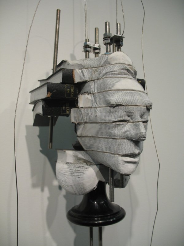 Book Art by Wim Botha