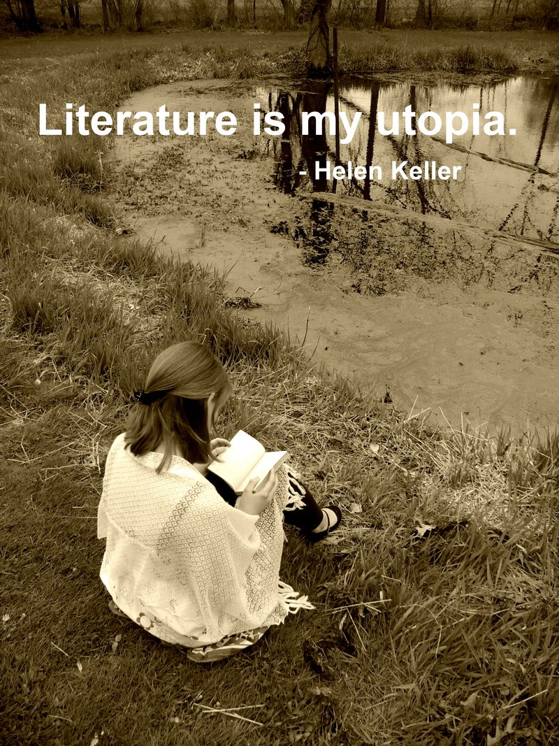 Literature is My Utopia 2