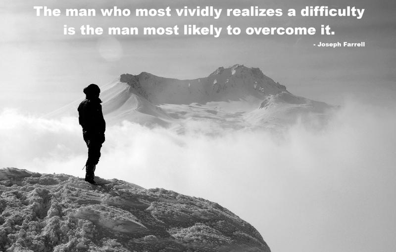 Quotation by Joseph Farrell