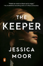 The Keeper by Jessica Moor