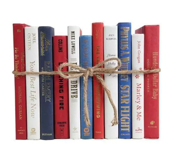 Red-White-Blue-Books