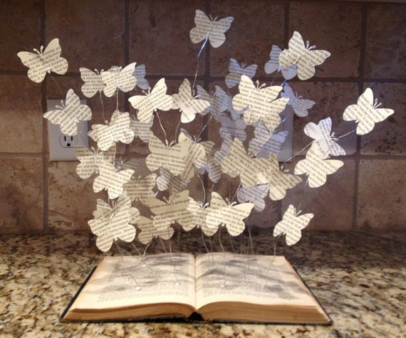 Book Art by Butterfly Books Co