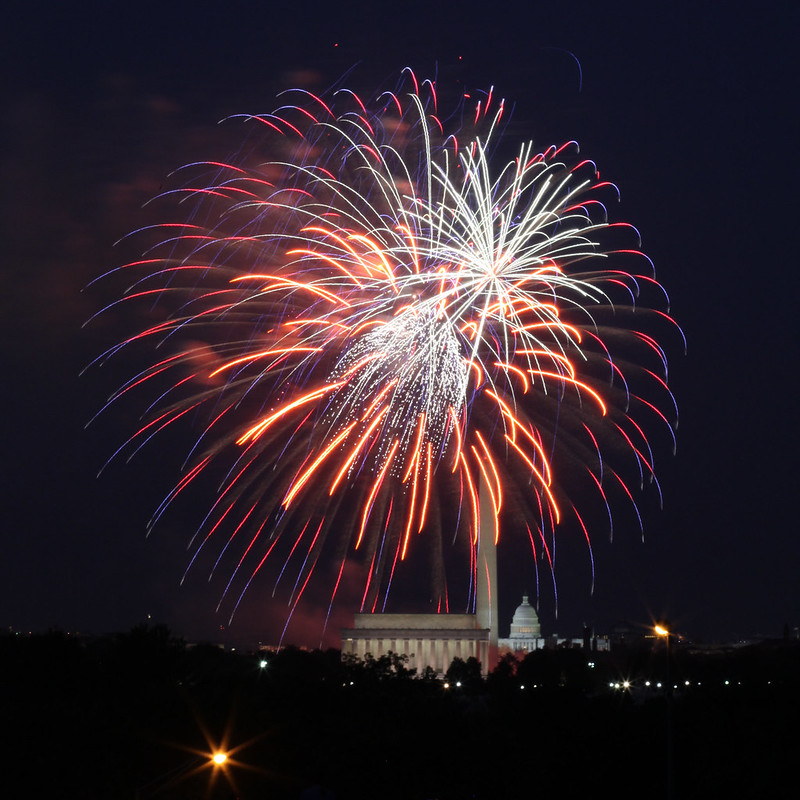 Fourth of July Photo by Bill Couch